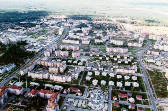 Вгосударстве Украина  вгороде Славутич отключили газ из-за задолженности