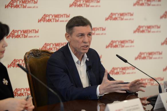 Экс-кандидат в президенты Владимир Михайлов инициирует реформу закона о выборах. 401456.jpeg