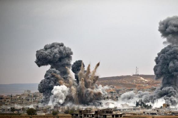 Израиль ответил на ракетный обстрел со стороны сектора Газа силой. 401457.jpeg