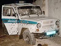 В результате обстрела в Чечне погиб военнослужащий