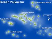 фото: Французская Полинезия
