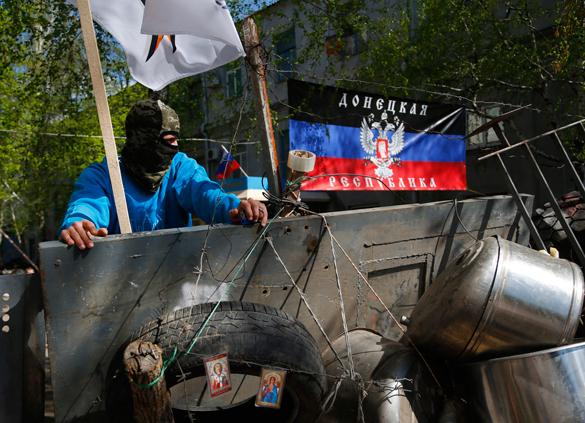 Донецкая и Луганская народные республики объединилсь в Новороссию. 292458.jpeg