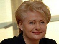 Грибаускайте: Литве пора перестать плодить врагов