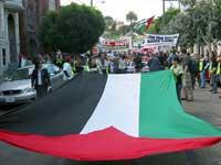 Палестина превращается в