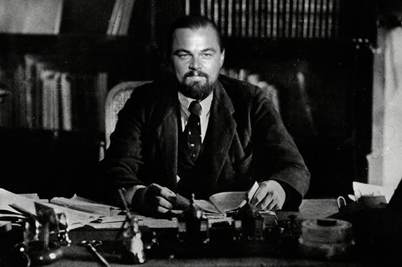 Ди Каприо мечтает о роли Ленина и подумывает о гражданстве Росси