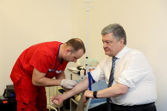 В крови Порошенко не обнаружили алкоголя. 402459.jpeg