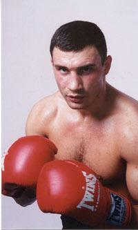 Кличко выйдет на ринг с кубинским боксером