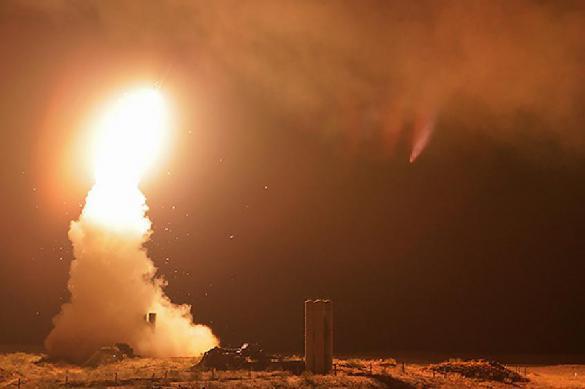 Российские средства ПВО сбили израильские ракеты в Сирии. 397460.jpeg