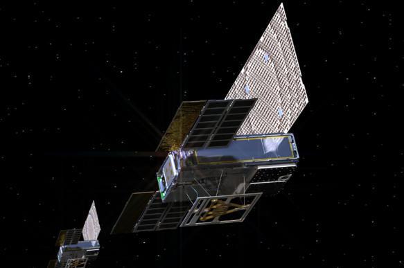 НАСА потеряла два марсианских спутника.