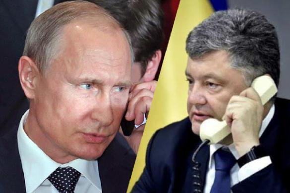 Порошенко заявил о безуспешных попытках дозвониться Путину. 399460.jpeg