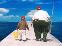 Скверный мужской характер приводит к лишнему весу