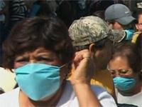 Число больных новым гриппом приблизилось к 60 тысячам