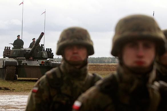 Война между Россией и НАТО может начаться в Прибалтике