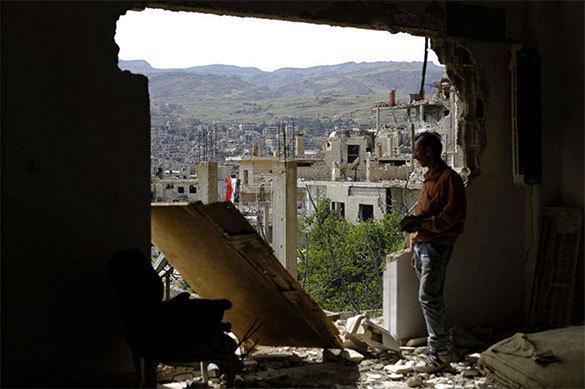 Самолеты коалиции США сбрасывают на Сирию фосфорные бомбы