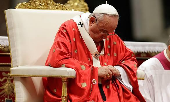 Папа Римский не включал телевизор с начала 90-х. 320462.jpeg