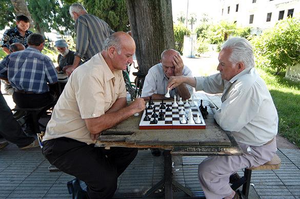 Самые счастливые пенсионеры живут на Северном Кавказе