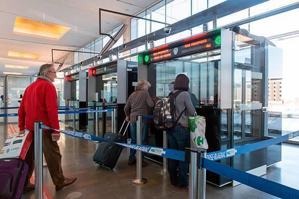 В аэропорту Одессы задержали гражданина РФ