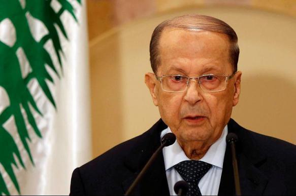 Президент Ливана Мишель Аун. Штрихи к портрету. 398463.jpeg