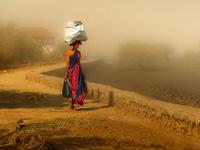 Индия накалилась от невыносимой жары