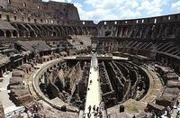Смерть сына заставила женщину вернуть украденный из Колизея