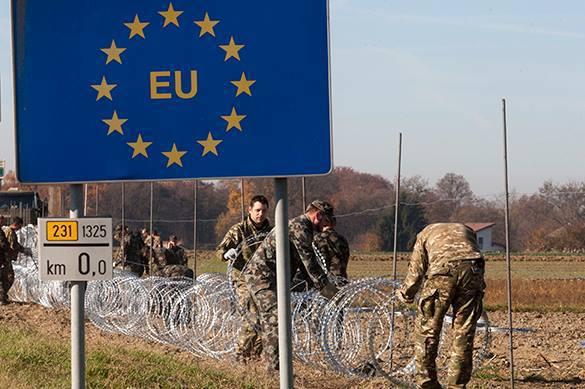 Поляки встревожены: Россия строит забор на границе