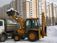 В день рождения весны Москва тонет в снегу