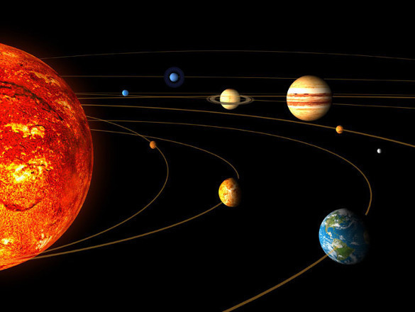 В Солнечную систему засосало загадочную планету?