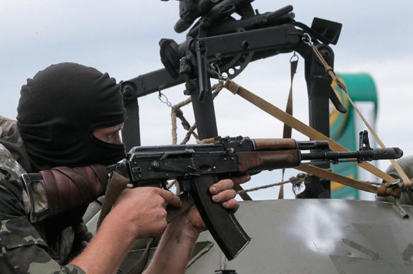 Ничего святого: Украина обстреляла ДНР во время Парада Победы