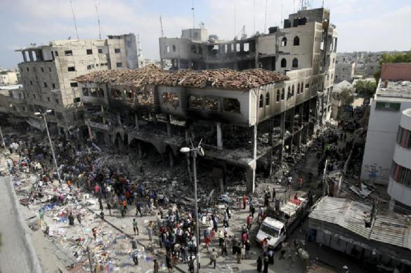Хроника: как Израиль разбомбил сектор Газа. 387466.jpeg