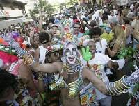 Секс во время карнавала аргентини