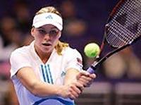 Звонарева пробилась в финал теннисного турнира в США