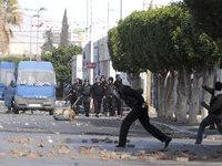 Убийство лидера оппозиции в Тунисе вызвало столкновения с полицией. 280467.jpeg