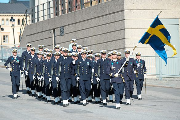 Россия заставила Швецию вернуть призыв в армию