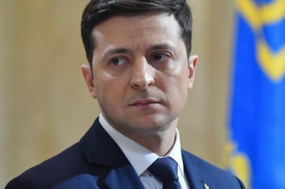 Зеленский назвал свою победу на выборах