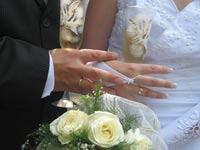 9 сентября в Москве ожидается свадебный бум