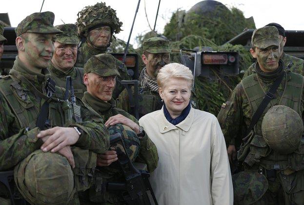 Артем Мальгин: Президент Литвы перестала понимать происходящее. Артем Мальгин: Президент Литвы перестала понимать происходящее