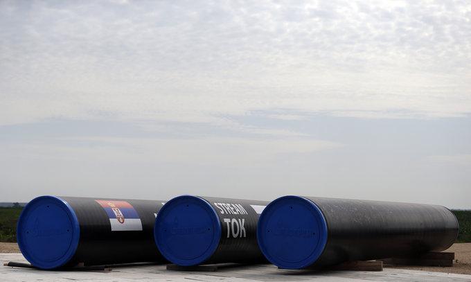 Тамаш Краус: Венгры сокрушаются, что великий газовый бизнес ускользнул из рук.