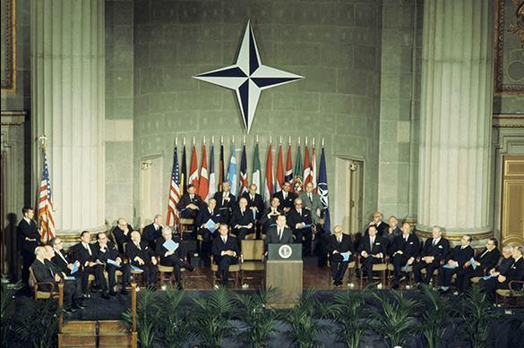 НАТО боится России