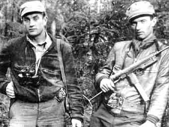 «Лесные братья» получили в Латвии льготы