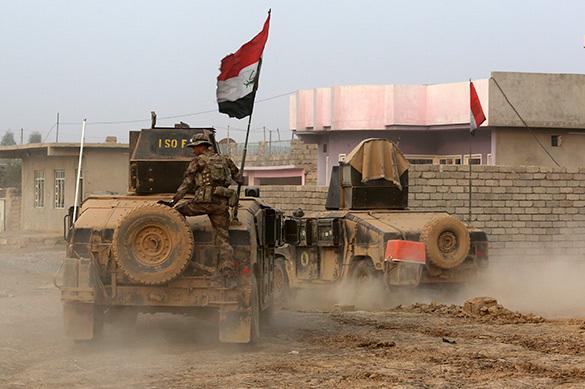 ИГ может разорвать коалицию в Мосуле в клочья