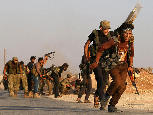 Вашингтон впервые отказался от работы с одной из группировок сирийской оппозиции. 372470.jpeg
