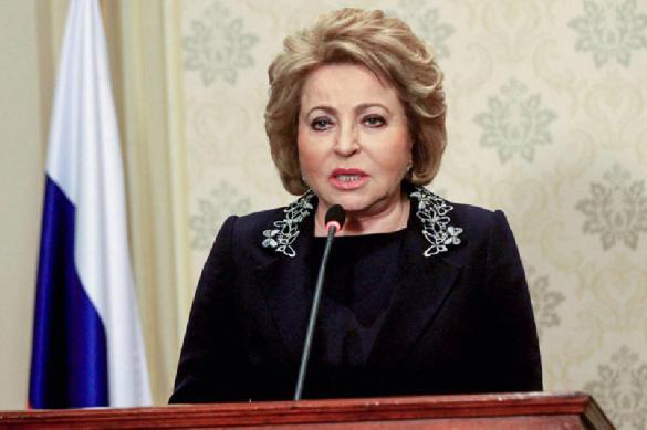 Матвиенко рассказала о грядущих отставках губернаторов. Матвиенко рассказала о грядущих отставках губернаторов
