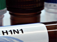 Новым гриппом заболели 166 украинцев