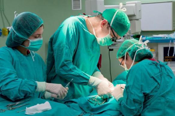 Российские врачи впервые в мире провели успешную пересадку печени и легких у ребенка. 403471.jpeg