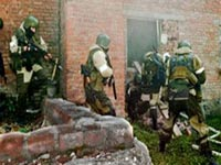В Ингушетии уничтожены три боевика