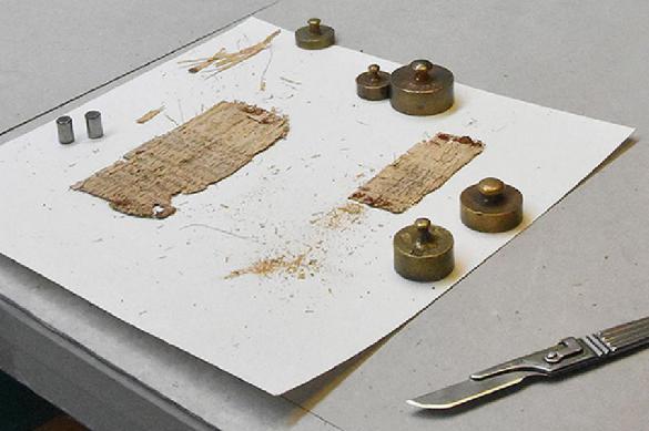 Раскрыта загадка древнего папируса, о котором спорят уже четыре века. 389472.jpeg