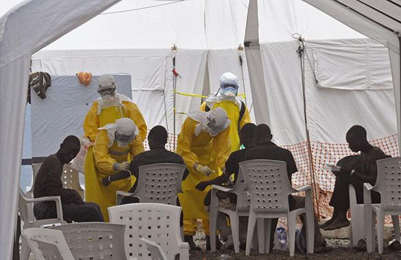 В США вылечили третьего заболевшего лихорадкой Эбола. США борются с вирусом Эбола