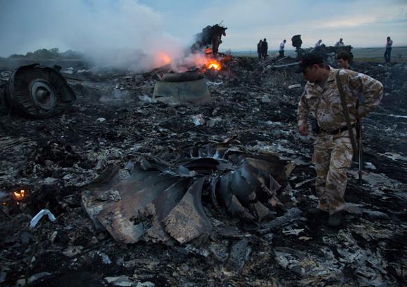 Найденные на месте крушения Boeing-777 останки повезут в Нидерланды через Харьков. 303473.jpeg