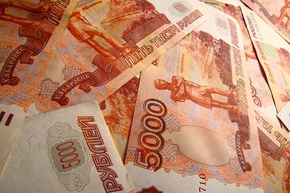 Закредитованность россиян - 210 тысяч рублей на человека