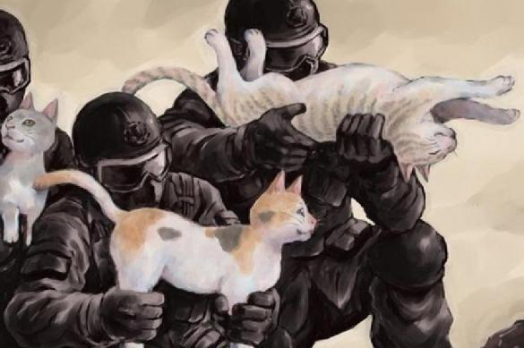 В Орле прошла спецоперация по захвату похитителя котенка. 387473.jpeg